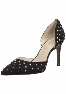 Kenneth Cole New York Women's Riley 85 MM Studded D'Orsay Pump   M US