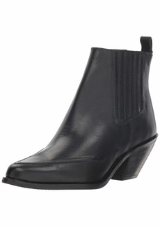 Kenneth Cole New York Women's Rory Western Style Bootie Boot   M US