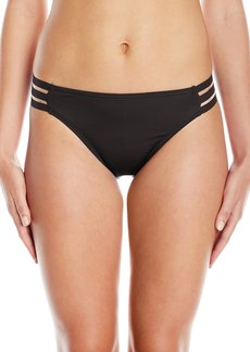Kenneth Cole New York Women's Stompin In My Stilettos Tab Bikini Bottom