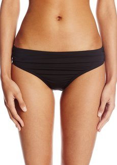 Kenneth Cole New York Women's Strappy Hour Sash Bikini Bottom