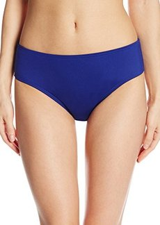 Kenneth Cole New York Women's Sunset Cliffs Hi-Waist Bikini Bottom