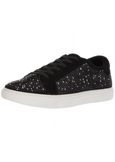 Kenneth Cole New York Women's Swarovski Crystal Studded Sneaker-Techni-Cole 3.5 Lining   Medium US