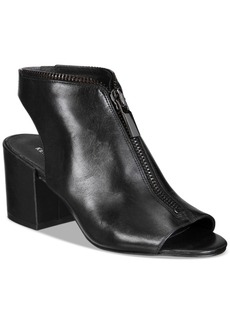 Kenneth Cole New York Women's Verve Peep-Toe Booties Women's Shoes