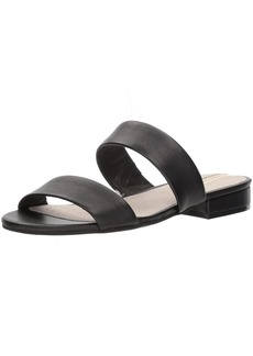 Kenneth Cole New York Women's Viola Double Band Flat Sandal   M US