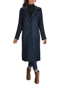 Kenneth Cole New York Wool Blend Long Coat