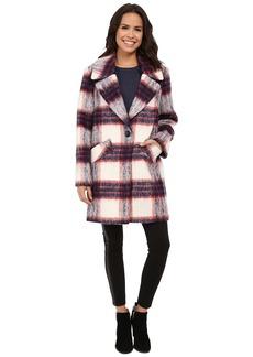Kenneth Cole New York Wool SB Coat