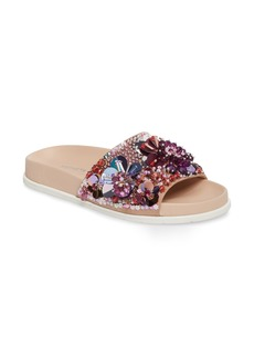 Kenneth Cole New York Xenia Sequin Embellished Sandal (Women)