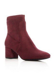 Kenneth Cole Nikki Mid Heel Booties