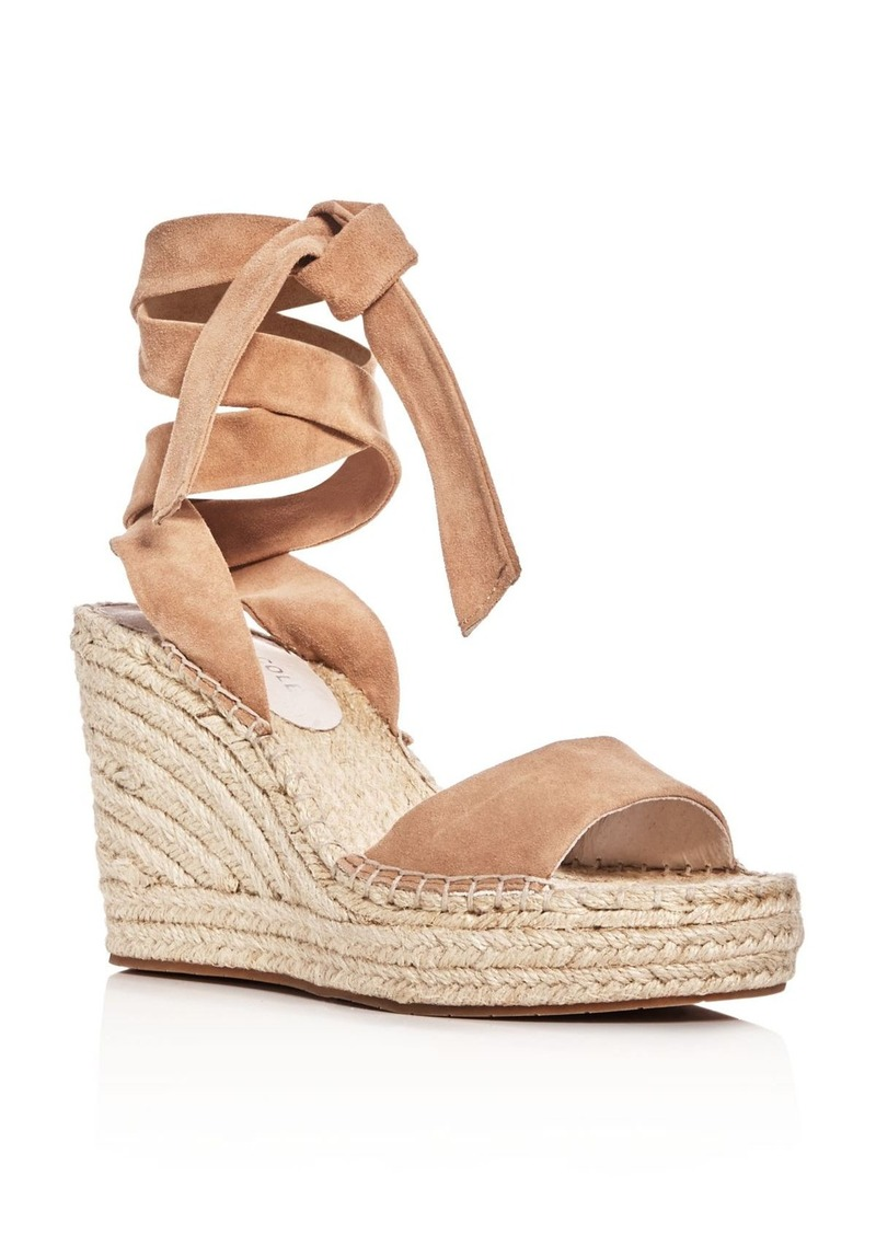 94673083db0 Odile Ankle Tie Espadrille Wedge Sandals