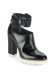 Kenneth Cole Otto Leather Booties