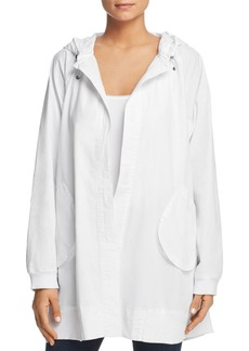 Kenneth Cole Oversized Cotton Hoodie
