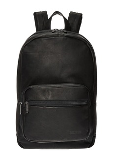 Kenneth Cole Ahead of the Pack - Leather Backpack