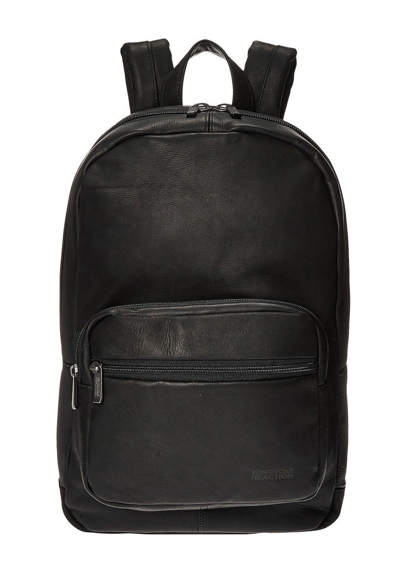 528594de4 Kenneth Cole Ahead of the Pack - Leather Backpack | Bags