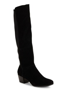 Kenneth Cole REACTION Almond Toe Over-The-Knee Boots