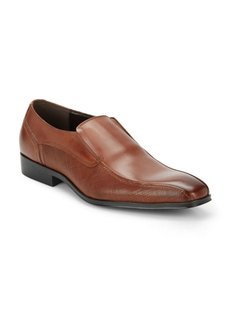 Kenneth Cole Better Half Leather Loafers