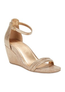 Kenneth Cole REACTION Cake Icing Wedge Dress Sandals