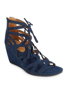 Kenneth Cole REACTION Cake Pop Caged Wedges