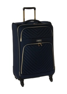 "Kenneth Cole Chelsea - 24"" Quilted Expandable 4-Wheel Upright Pullman"