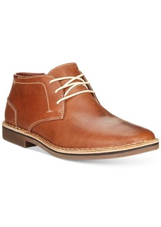 Kenneth Cole Reaction Desert Sun Leather Chukka Boots Men's Shoes
