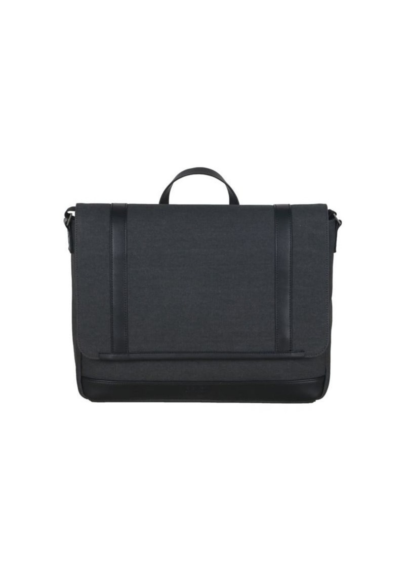 bfcbc92238ce Kenneth Cole Kenneth Cole REACTION Flapover Computer Messenger Bag ...