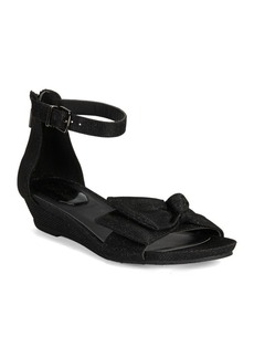 Kenneth Cole REACTION Great Start Metallic Wedge Sandals