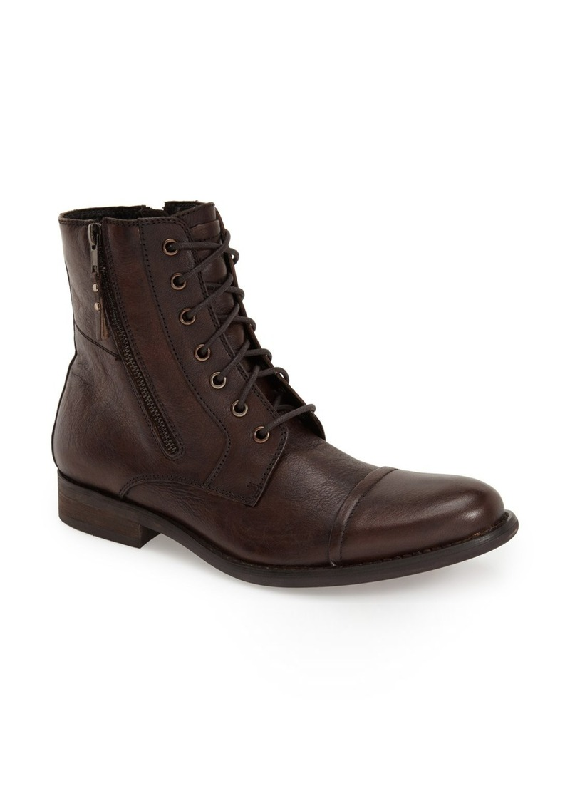 kenneth cole kenneth cole reaction hit cap toe boot