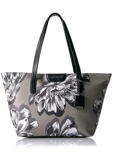 Kenneth Cole Reaction Jamie Tote Birch Floral/Black
