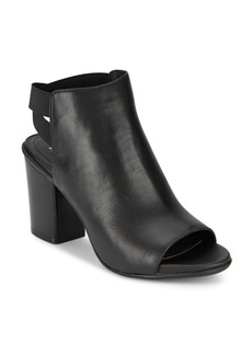 Kenneth Cole REACTION Kari On Open Toe Booties
