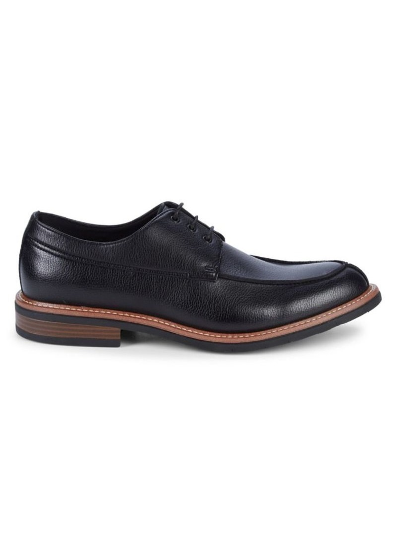 Kenneth Cole REACTION Klay Flex Faux Leather Oxfords