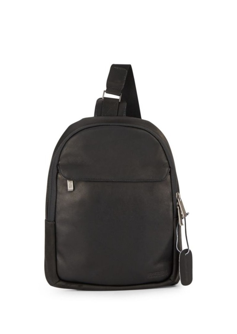 Kenneth Cole REACTION Columbian Leather Backpack