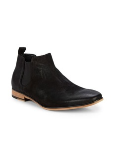 Kenneth Cole REACTION Leather Short Boots