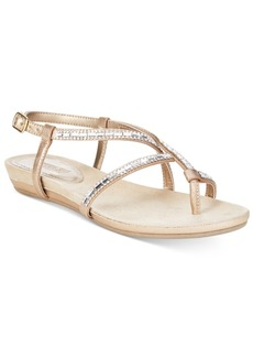 Kenneth Cole Reaction Lost Call Thong Sandals Women's Shoes