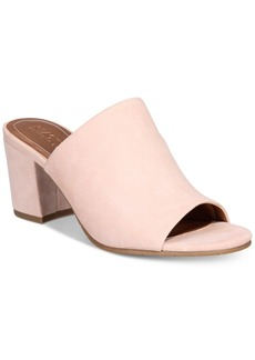 Kenneth Cole Reaction Mass-Ter Mind Block Heel Sandals Women's Shoes
