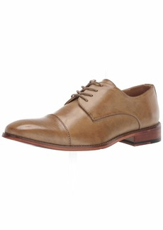 Kenneth Cole REACTION Men's Blake Cap Toe Lace Up Oxford   M US