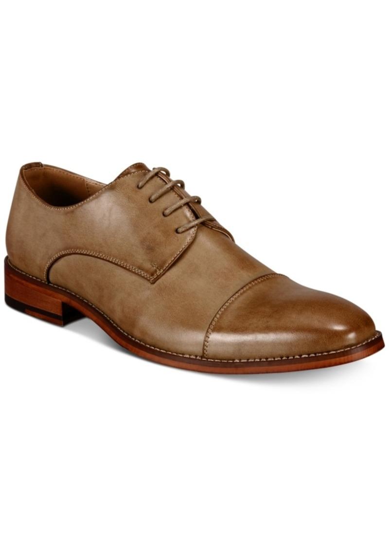 Kenneth Cole Reaction Men's Blake Cap-Toe Oxfords Men's Shoes