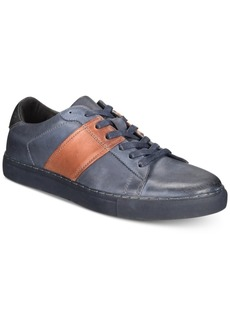 Kenneth Cole Reaction Men's Blayde Leather Sneakers Men's Shoes