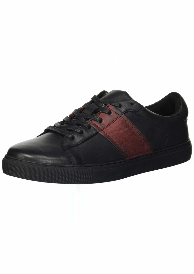 Kenneth Cole REACTION Men's BLAYDE Sneaker Black/red  M US