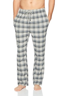 Kenneth Cole REACTION Men's Brushed Flannel Pant  S
