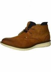 Kenneth Cole REACTION Men's Casino Chukka Boot tan/Navy  M US