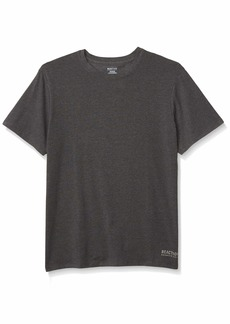 Kenneth Cole REACTION Men's Classic Fit Crew Neck T-Shirt  S