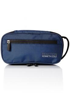 Kenneth Cole REACTION Men's Compact Nylon Travel Kit