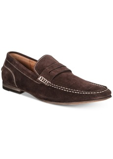 Kenneth Cole Reaction Men's Crespo Suede Penny Loafers Men's Shoes