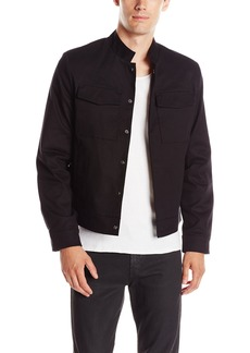 Kenneth Cole REACTION Men's Crop Military Blazer