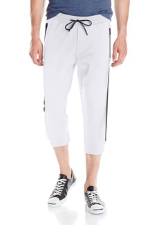 Kenneth Cole REACTION Men's Cropped Sweatpant