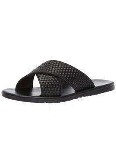 Kenneth Cole REACTION Men's Crowd Slide Sandal   M US