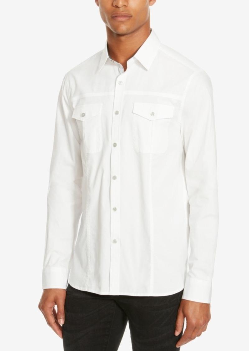 Kenneth Cole Reaction Men's Daimler Long-Sleeve Shirt