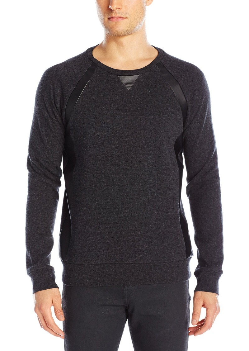 Kenneth Cole REACTION Men's DBL Faced Crew