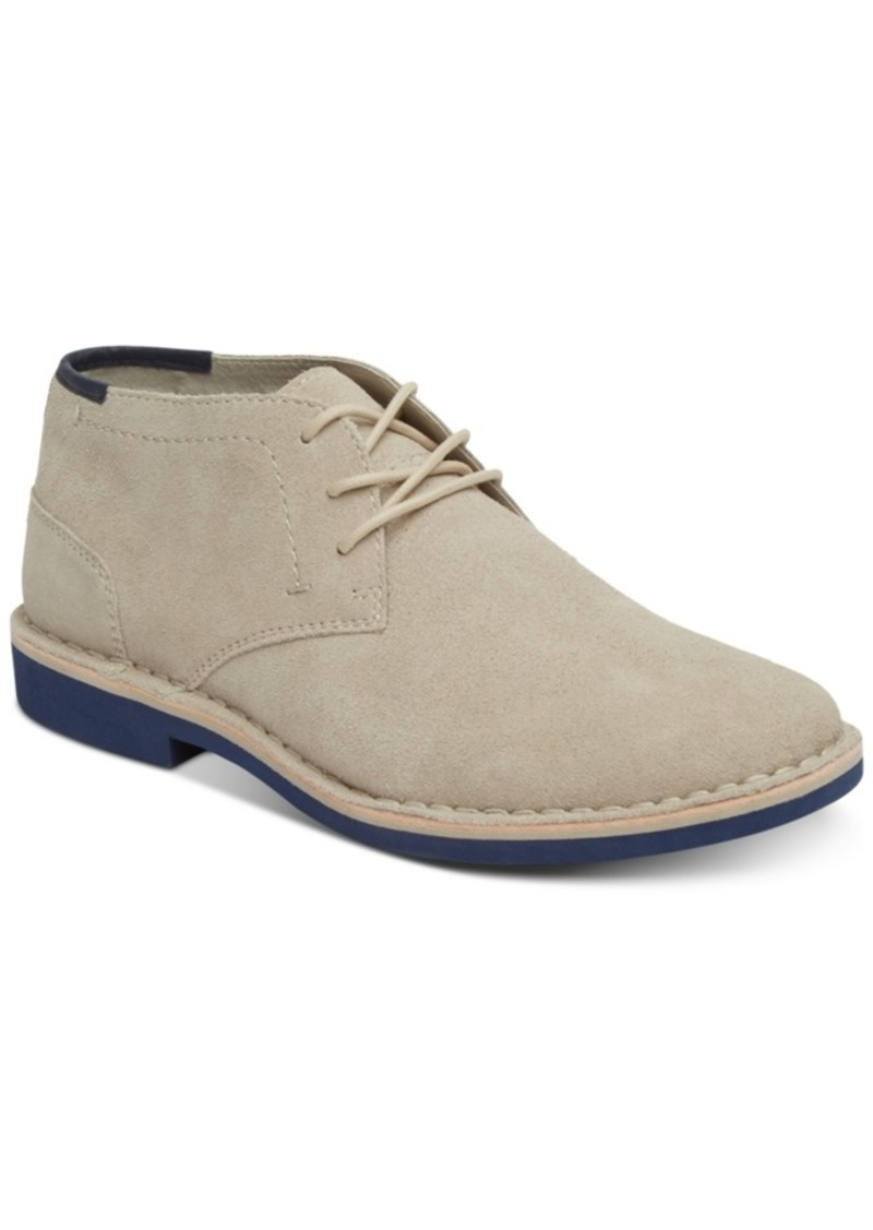 Kenneth Cole Reaction Men's Desert Sun-Rise Chukka Boots Men's Shoes