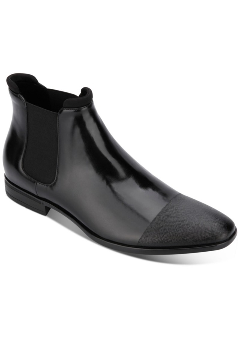 Kenneth Cole Reaction Men's Edison Chelsea Boots Men's Shoes