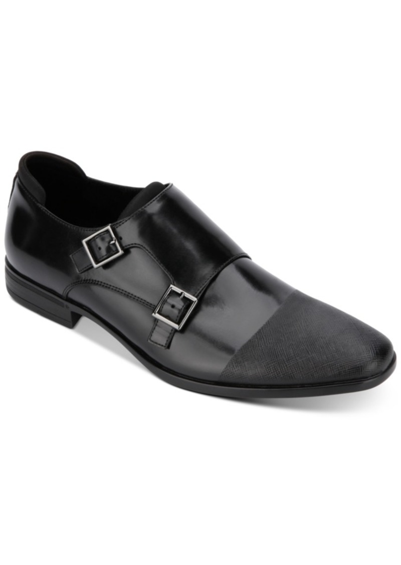 Kenneth Cole Reaction Men's Edison Double Monk Strap Shoes Men's Shoes